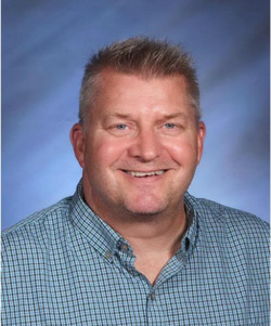 VHS teacher John Philbin